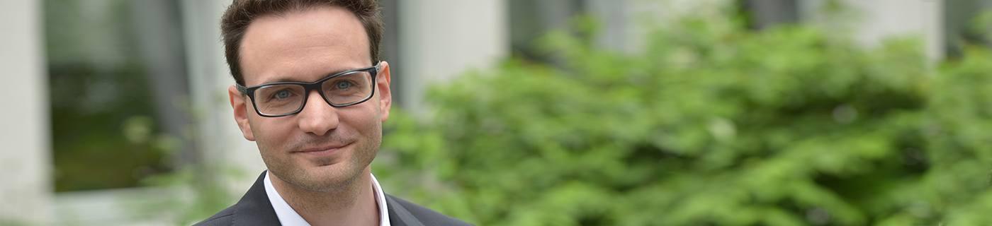 Manuel Lommerzheim ist Steuerberater bei PMPG