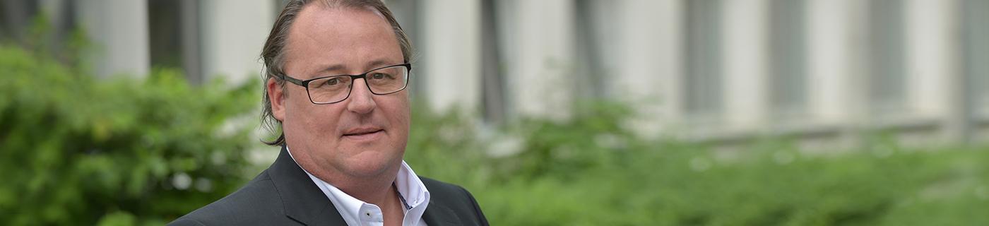 Martin Minder ist Steuerberater bei PMPG