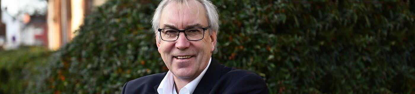 Bert Nolden ist Steuerberater bei PMPG