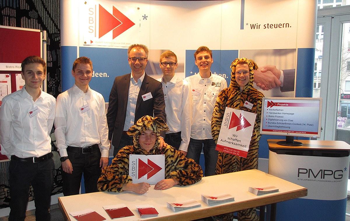 Schülerprojekt SBS in Bornheim